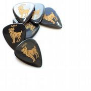 Zodiac Tones - Aries - Tin of 4 Picks | Timber Tones